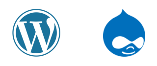 Wordpress & Drupal